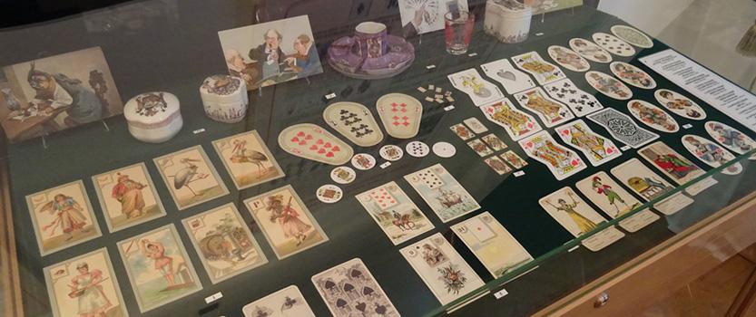 Музей игральных  карт