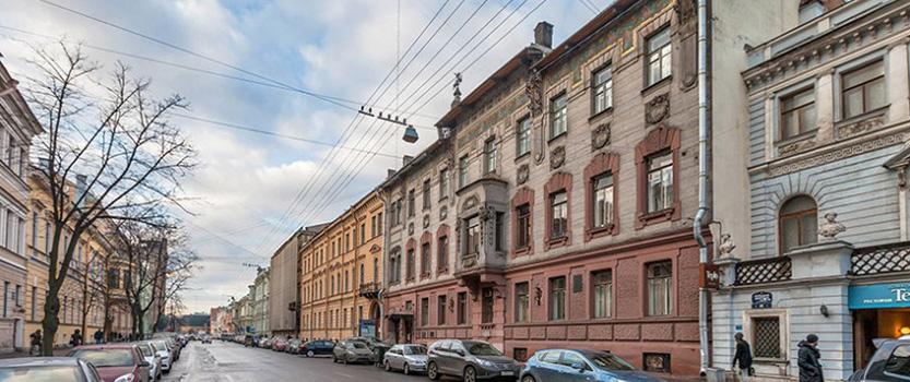 Дом Набокова