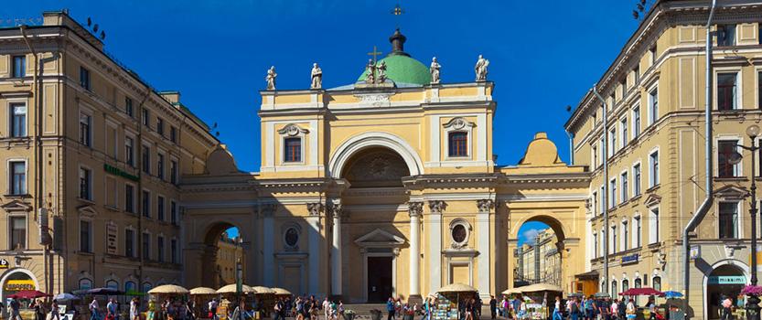 Базилика Святой Екатерины Александрийской (Церковь святой Екатерины)