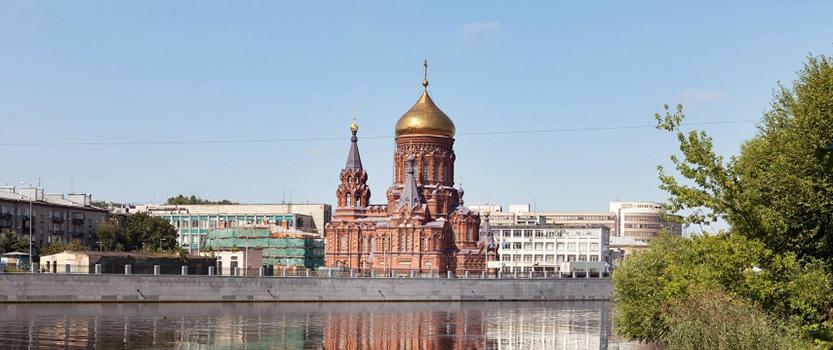 Богоявленская церковь.