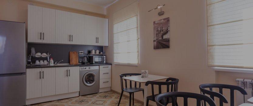 Кухня на этаже