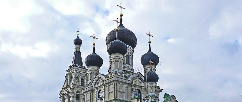 Церковь Шестаковской иконы Божьей Матери грузинского прихода