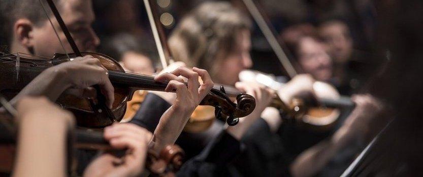 (RU) Концерт «11 шедевров Моцарта»